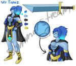 [Mystery Adopt] Sky Topaz