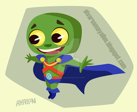Martian mahunter by Andres-Iles