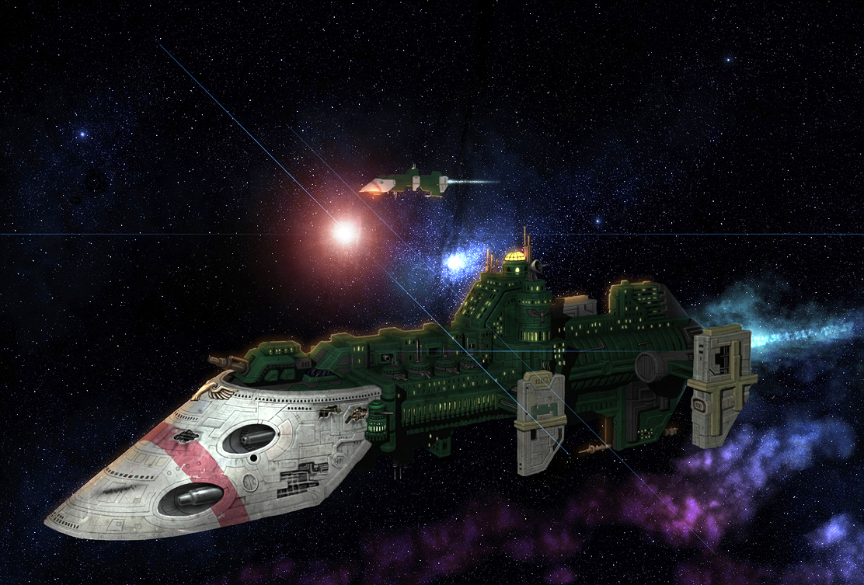 Cobra Class Imperial Frigate