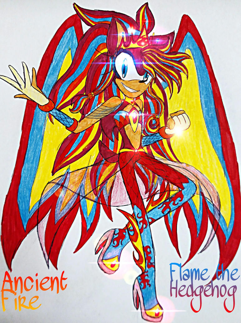 Ancient Fire by flamethehedgehog2345