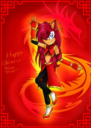 Dance of the Dragon by flamethehedgehog2345