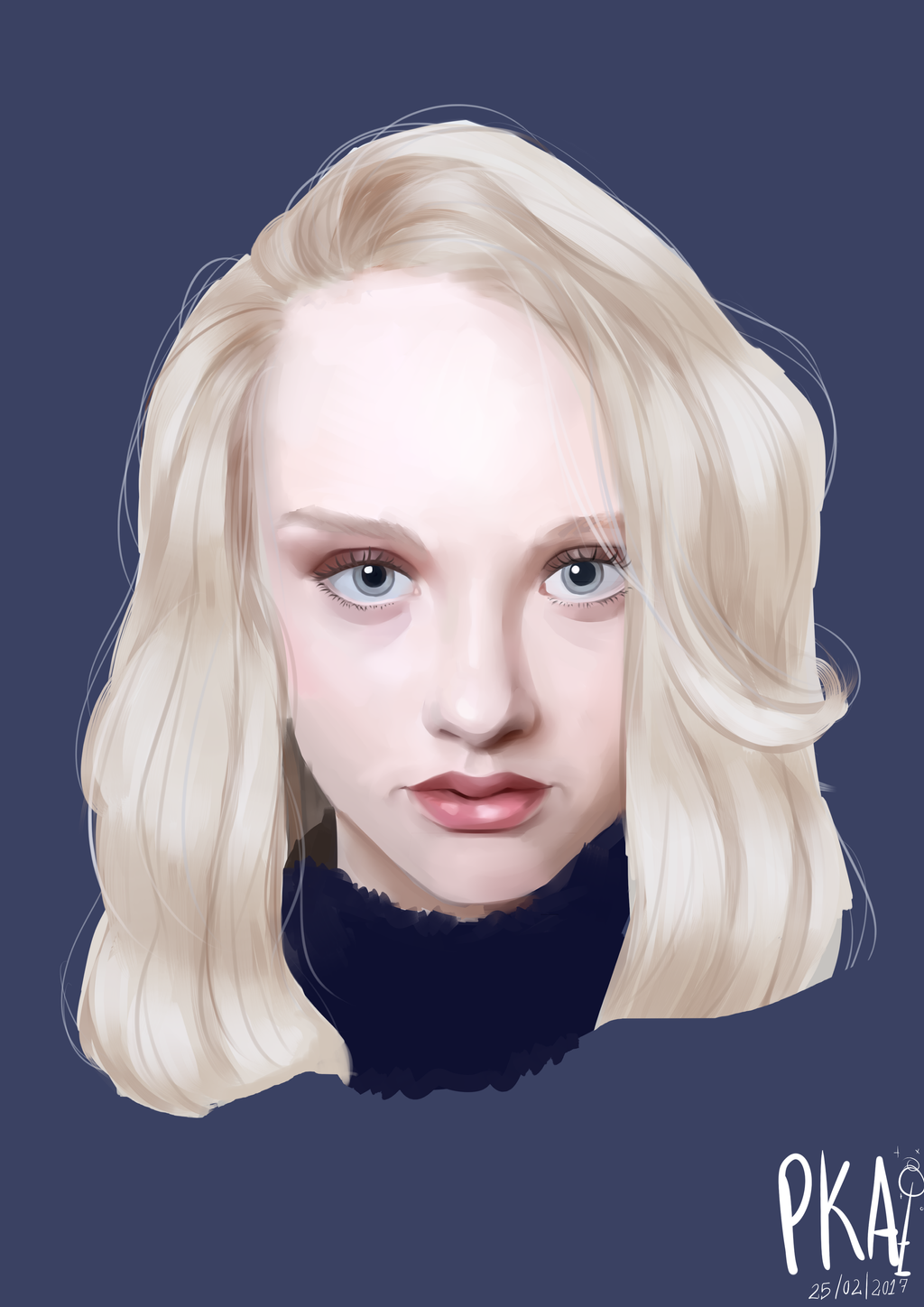 Luna Lovegood by Pekgna on DeviantArt