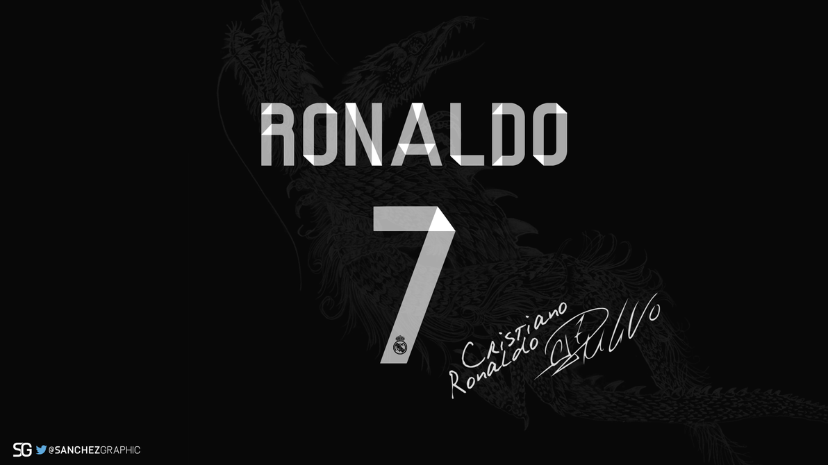 Cristiano ronaldo signature kit by sanchezgraphic on deviantart - Christiano ronaldo logo ...