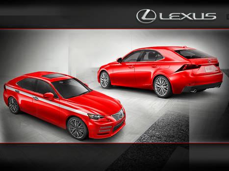 Lexus IS Design Challenge Touring Hatch Back