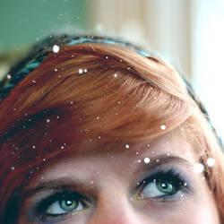 I spy snow