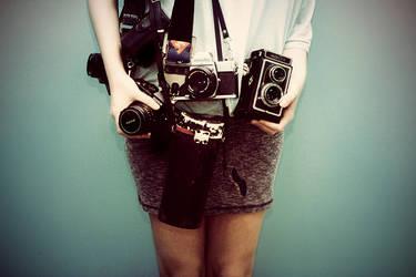 cameras by motato
