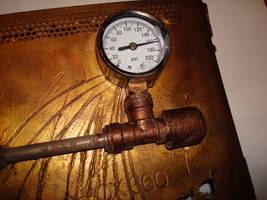 steampunk xbox by Dopelgunder