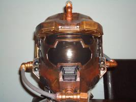 halo steampunk by Dopelgunder