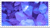 blue crystal stamp by sentimentalstars