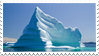 iceberg stamp by sentimentalstars
