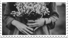 flower arms stamp by sentimentalstars