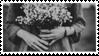 flower arms stamp by sentimentalstars