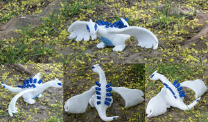Lugia Sculpture by Ayotunde