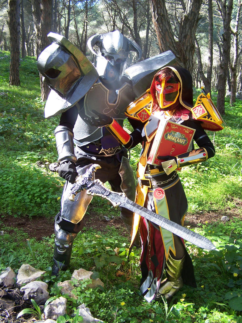 World Of Warcraft Cosplay World of warcraft cosplayWorld Of Warcraft Cosplay Warrior