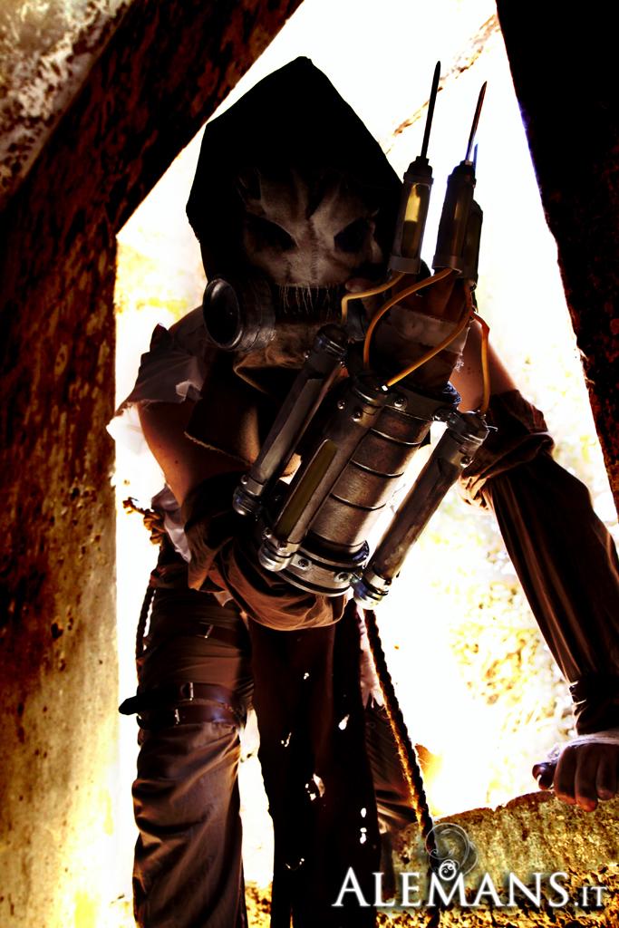 Scarecrow by DDark79