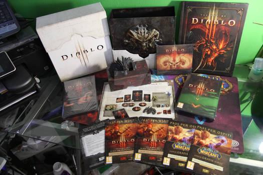 Diablo III collector edition