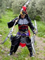 Dynasty Warriors 6 Lu Bu