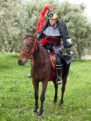 Dynasty Warriors 6 Lu Bu cosplay