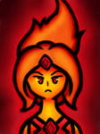 The Princess of Flame