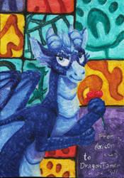 Golly-Gosh for :DragonTamer411: by Axic0n