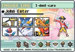 Mr. Enter Pokemon Trainer card by lightyearpig