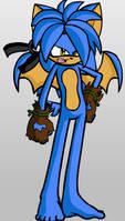 Sonic OC: Katana the Bat