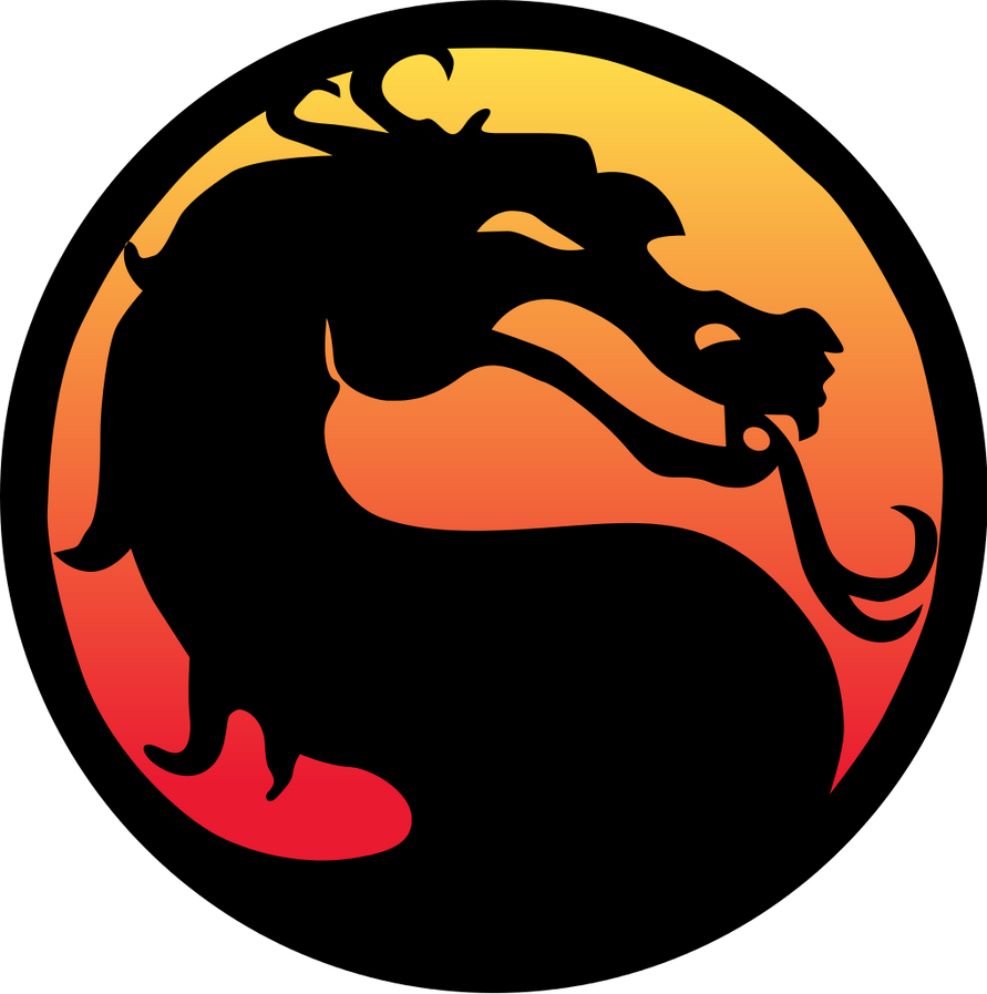 Mortal Kombat Logo.svg by lightyearpig