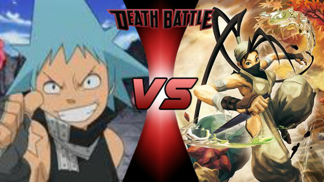 Death Battle: Black Star vs Ibuki by lightyearpig