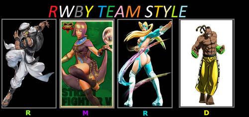 Team RMRD (ramrod) by lightyearpig