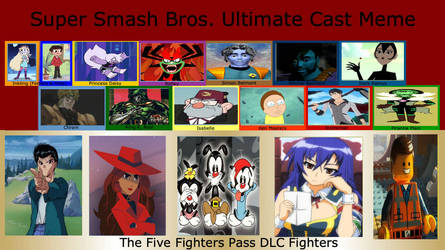 Super Crossover Crisis Ultimate by lightyearpig