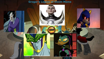 Kronika's Legion Of Doom