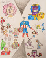 Steven Universe Secret Wars Poster