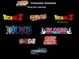 Shonen Jump Cinematic Universe - Phase 1: Assemble