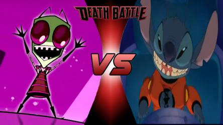 Death Battle: Zim vs Stitch