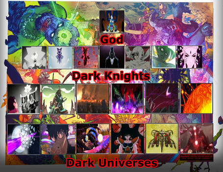 Grogar's Dark Multiverse