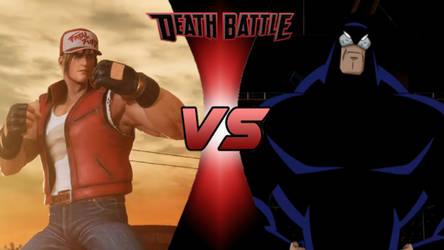 Death Battle: Terry vs Wildcat