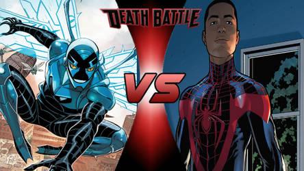 Death Battle: Blue Beetle vs Miles Morales