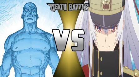 Death Battle: Doctor Manhattan vs Altair