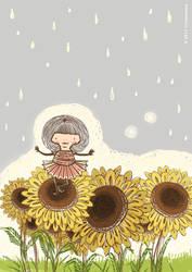'mini' the blossom fairy by hutami-dwijayanti