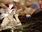 Chasing Smoke - Princess Mononoke Nouveau