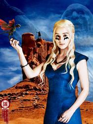 Fire Rises - Daenerys Targaryen, Game of Thrones