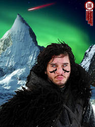 Snow Fall - Jon Snow, Game of Thrones