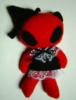 Spooky Panda by sabby64