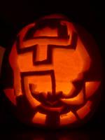 Midna Pumpkin by sabby64