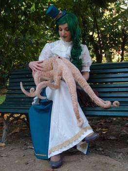 Cephalopods really like hugs