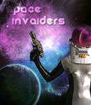 Space Invaiders Movie Poster