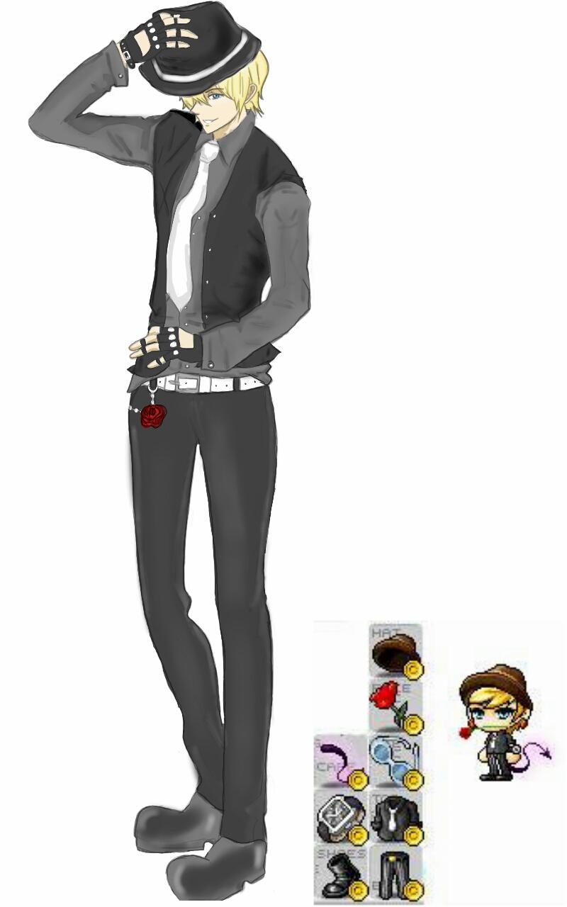 Red White Black Yellow (RWBY) RP