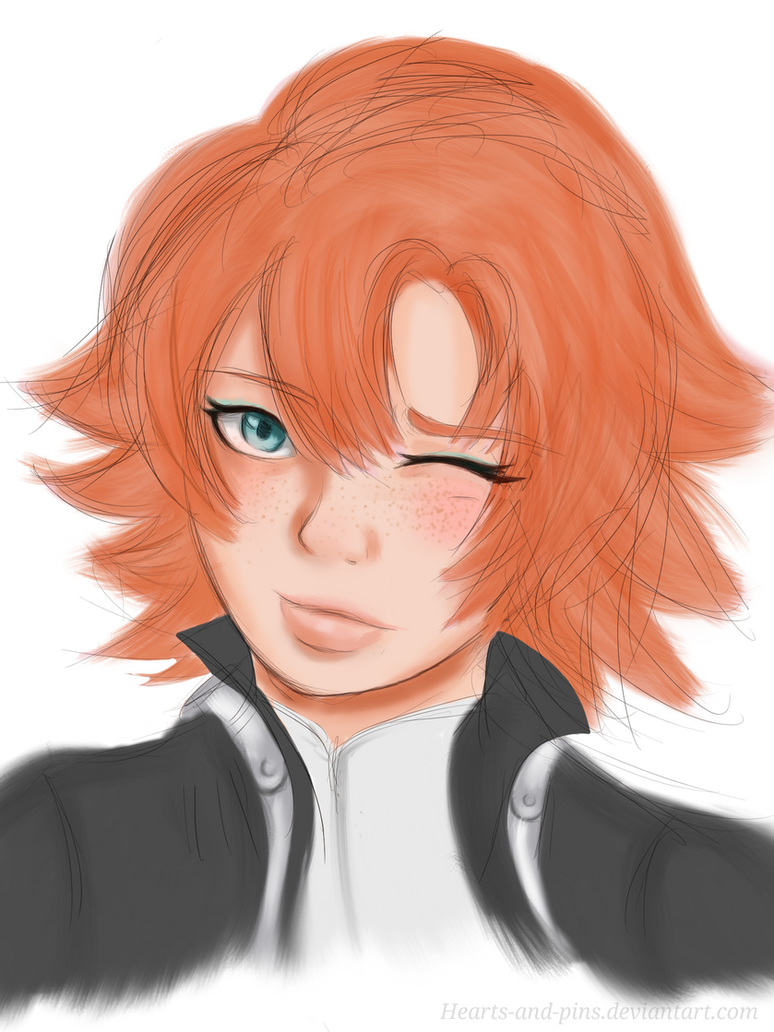 Nora Valkyrie by hearts-and-pins