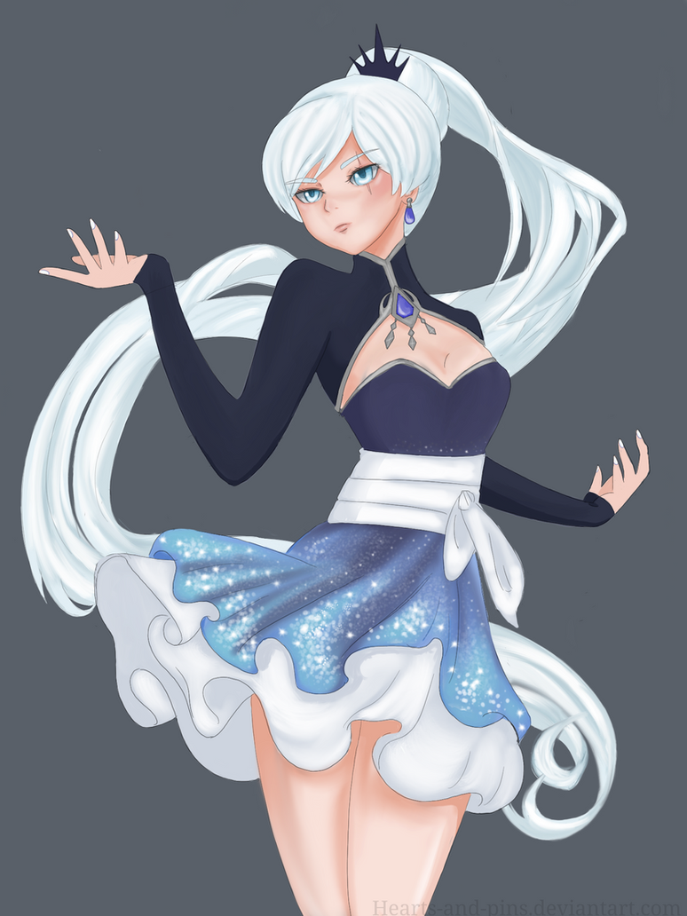 Weiss Schnee: Timeskip by hearts-and-pins