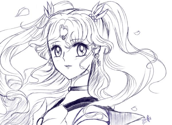 Atashi Sailor Senshi by Hikarisoul2